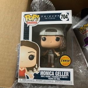 CHASE funko pop Monica from friends
